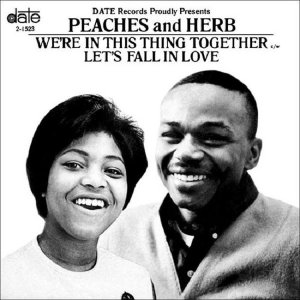 PEACHES AND HERB - 1966 08 A