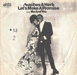 PEACHES AND HERB - 1968 10 A