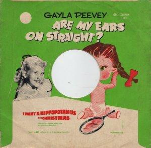 PEEVEY GAYLA - 1953 01 B