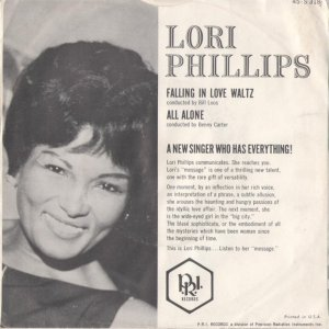 PHILLIPS LORI - 1960 01 A