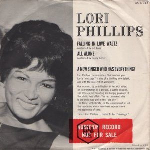 PHILLIPS LORI - 1960 01 B
