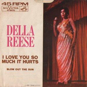 REESE DELLA - 1962 08 B