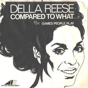 REESE DELLA - 1969 11 A