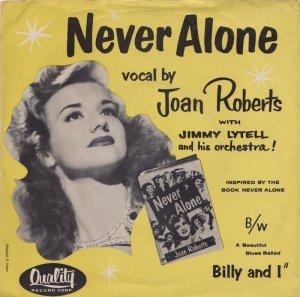 ROBERTS NORMA - 1954 01 A
