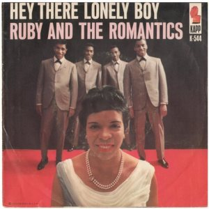 RUBY AND ROMANTICS - 1963 08 A