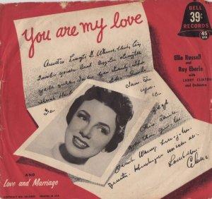 RUSSELL ELLIE & EBERLE RAY - 1955 01 B