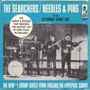 SEARCHERS - 1964 02-1 A