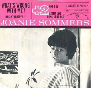 SOMMERS JOANIE - 1961 09 B