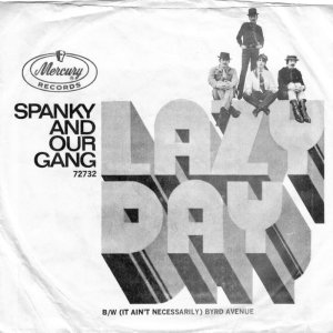 SPANKY & OUR GANG - 1967 10 A