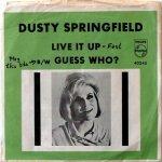 SPRINGFIELD DUSTY - 1964 12 A