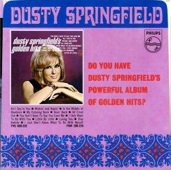SPRINGFIELD DUSTY - 1967 03 B