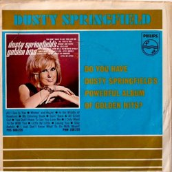 SPRINGFIELD DUSTY - 1967 11 B