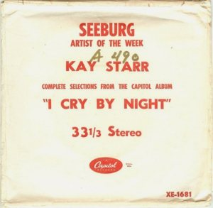 STARR KAY - 1962 01 B