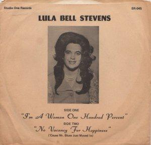 STEVENS LULA BELL - 1960'S 01 A