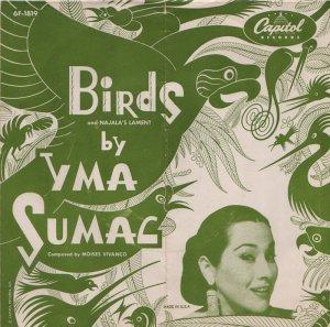 SUMAC YMA - 1951 10 A