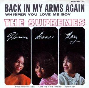 SUPREMES - 1965 04 A