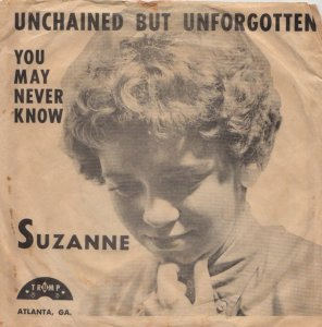 SUZANNE WITH BAND AIDES - 1961 01 A