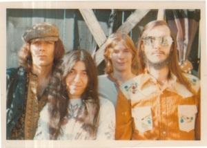 L-R: Eric, Nick, Terry, & Steve