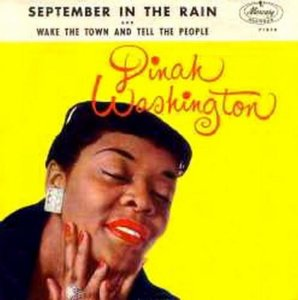 WASHINGTON DINAH - 1961 09 A