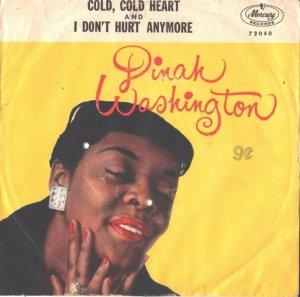 WASHINGTON DINAH - 1962 10 A