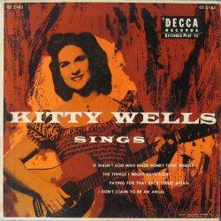 WELLS KITTY - 1954 01 A