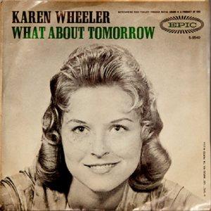 WHEELER KAREN - 1962 09 A