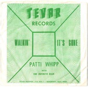 WHIPP PATTI & INFINITE BLUE - 1969 01 A
