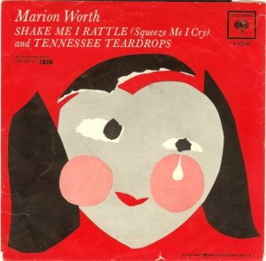 WORTH MARION - 1960 11-1 A