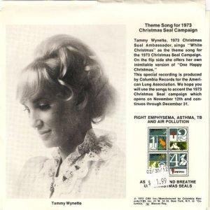 WYNETTE TAMMY - 1973 11 B