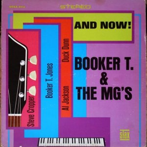1966-01 STAX 711 BOOKER T MGS A
