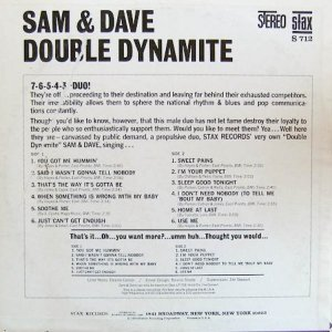 1966-01 STAX 712 SAM AND DAVE B