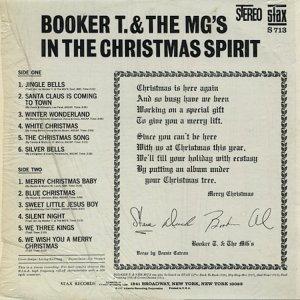 1966-01 STAX 713 BOOKER T MGS B