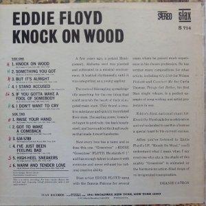 1967-01 EDDIE FLOYD - STAX 714 GER B
