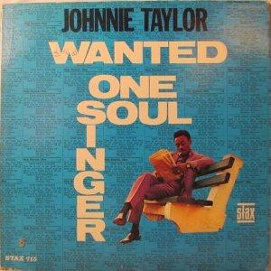 1967-01 STAX 715 JOHNNIE TAYLOR A