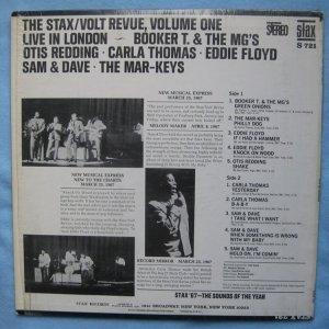 1967-01 STAX 721 VARIOUS B