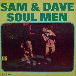 1967-10 SAM & DAVE STAX 725 US A