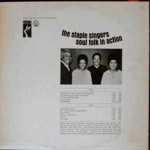 1968-12 STAPLE SINGERS STAX B