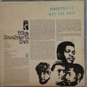 1969-01 STAX 2009 BOOKER T MGS B