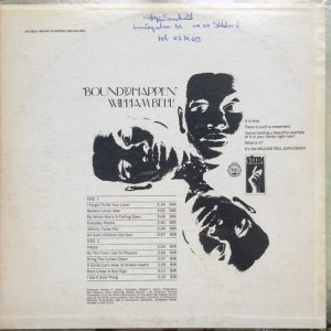 1969-01 STAX 2014 WILLIAM BELL B