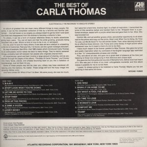1969-01 THOMAS CARLA ATLANTIC B