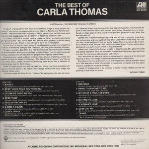 1969-01 THOMAS CARLA ATLANTIC B