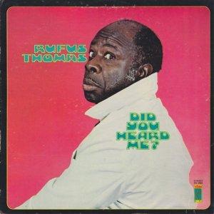 1972-01 THOMAS RUFUS STAX A