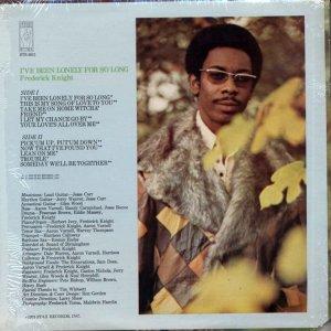 1973-01 STAX 3011 FREDERICK KNIGHT B