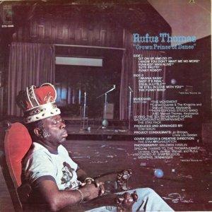1973-01 THOMAS RUFUS STAX B