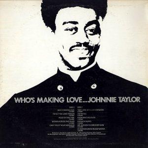 1978-01 STAX 4015 JOHNNIE TAYLOR B