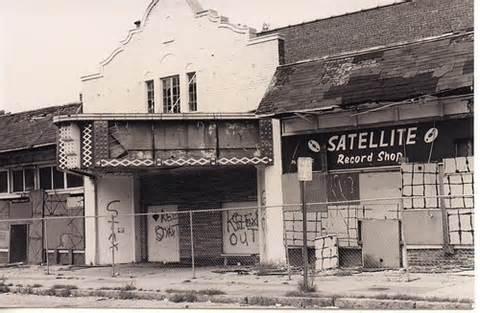 Satellite Record Store - Memphis