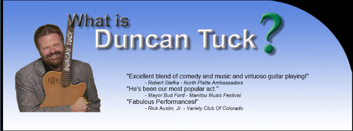 TUCK WEB SITE