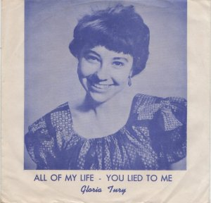 TURY GLORIA - 1960 05 A