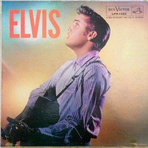 1956 - ELVIS PRESLEY - ELVIS A