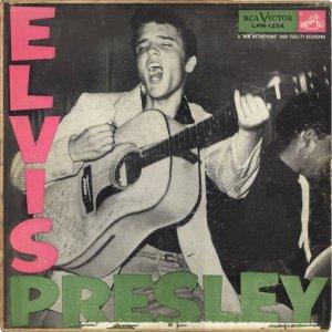 1956 - ELVIS PRESLEY - ELVIS -PRESLEY A